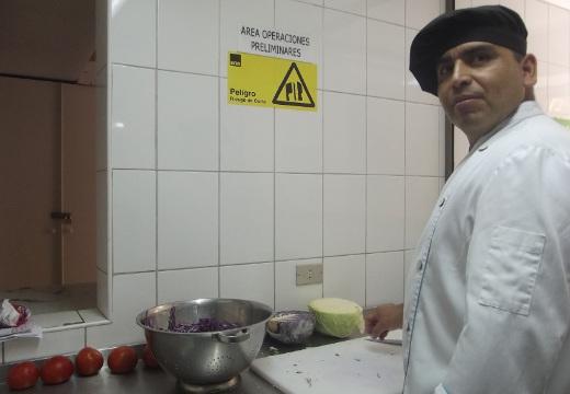 Alexis arteaga t cnico en gastronom a - Tecnico en cocina y gastronomia ...
